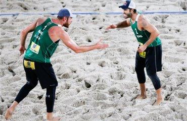 Лучшие фото матчей Мирового тура в Рио пляжный волейбол, мировой тур 2017, fivb, фото матчей, мужской и женский волейбол