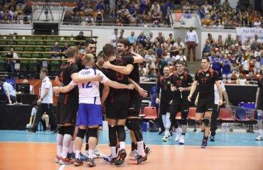 Збірна України впевнено перемогла команду Ісландії мужской волейбол, мужская сборная украины, отбор на чемпионат ммира 2018 победили исландию, результаты, статистика матча, фото матча