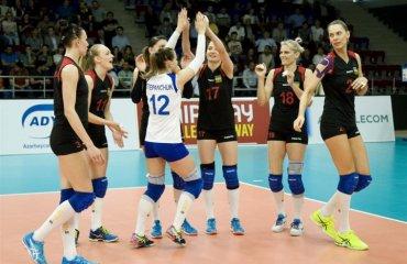 Жіноча збірна України перемогла Норвегію женский волейбол, отбор на чемпионату мира 2018, победила норвегию, женская сборная украины