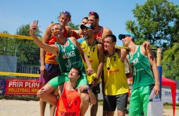 Денін та Попов стали переможцями другого туру чемпіонату України з пляжного волейболу (ФОТО) пляжний волейбол, чемпіонат україни 2017, чернігів, розклад, результати, турнірне положення, рейтинг команд та гравців