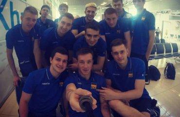 Склад молодіжної збірної України U-21 (ФОТО) мужской волейбол, молодежная сборная украины u-21, чемпионат мира, чехия, состав команды