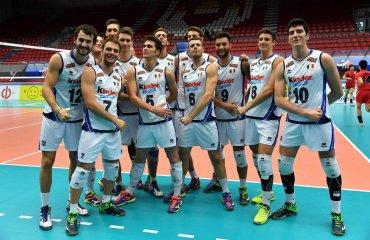 Чемпіонат світу (U-21). І знову Італія мужской волейбол, молодежная сборная украины u-21, чемпионат мира, чехия, соперник италия, анонс мата, трансляция