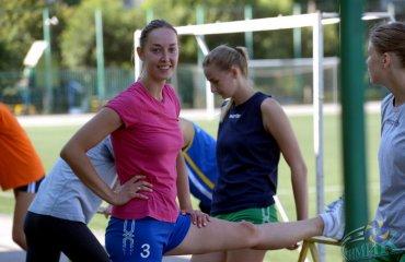 """Дарья ДРОЗД: """"До старта подготовки занималась своим здоровьем"""" женский волейбол, дарья дрозд, интервью, химик южный, универсиада, суперлига украины"""