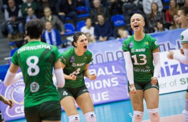 Мина Томич продолжит карьеру в Италии женский волейбол, суперлига украины, италия серия а1, модена, мина томич себрия, трансфер