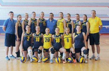 Жіноча збірна України програла півфінальний матч Дефлімпіади-2017 женский волейбол, дефлімпіада 2017, півфінла матч за третє місце, результати