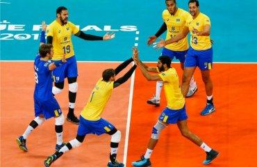 Международная федерация волейбола обнародовала новый рейтинг мужских национальных сборных мужской волейбол, фивб, рейтинг мужских национальных сборных, мужская сборная украины, 34 место