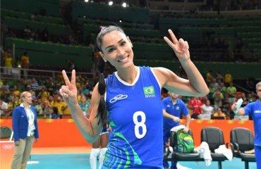 50 оттенков...бразильской нападающей Жаклин Карвальо жненский волейбол, жаклин карвальо, бразильская волейболистка, фото видео интервью, мурило эндрес, сборная бразилии, олимпиада волейбол юа