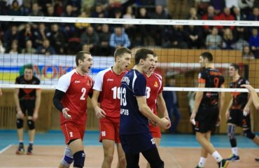 Либеро Филипп Гармаш продолжит карьеру в Румынии мужской волейбол, либеро филипп гармаш, харьковский локомотив, румыния залау, трансфер