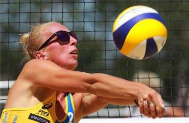 """Євгенія ЩІПКОВА: """"Побачили, що можемо на рівних змагатися з кращими парами світу"""" пляжний волейбол, чемпіонат світу 2017 австрія відень, євгенія щіпкова валентина давідова інтерв'ю"""