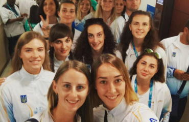 Жіноча збірна України перемогла Аргентину у першому матчі Літньої Універсіади всесвітня універсіада, жіноча збірна україни, перемога над аргентиною, анастасія чернуха