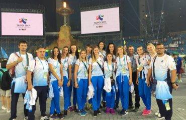 Украинские волейболистки обыграли сборную Канады женский волейбол, всемирная универсиада 2017 тайбэй, победа над канадой, женская сборная украины, статистика результаты матча