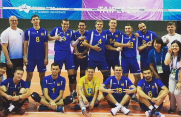 Мужская сборная Украины на тай-брейке победила команду Южной Кореи мужской волейбол, всемирная универсиада 2017, тайбей, мужская сборная украины, сборная корея, тай брейк, статистика результаты матча