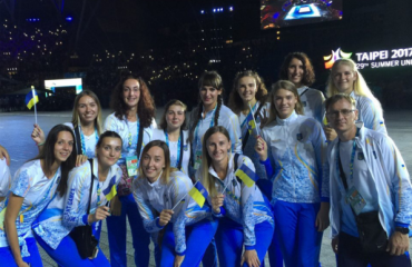 Українки гарантували собі місце в плей-офф Всесвітньої Універсіади женский волейбол, всемирная универсиада 2017, тайбей, вышли в пле-офф женская сборная украины