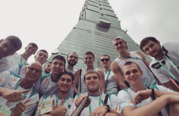 У чвертьфіналі Універсіади чоловіча збірна України зіграє проти Бразилії мужской волейбол, всемирная универсиада 2017, тайбей, мужская сборная украины, вышли в четверьтифинал, статистика результаты матча