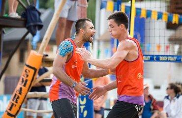 Денін\Попов і сестри Махно стали переможцями Кубку України пляжний волейбол, кубок україни, z games, результати, денин попов сёстры махно