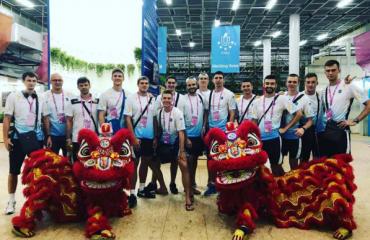 Чоловіча збірна України програла Ірану у півфіналі Всесвітньої Універсіади мужской волейбол, всемирная универсиада 2017, тайбей, мужская сборная украины, програли ирану, матч за третье место, полуфинал, результаты, статистка матча