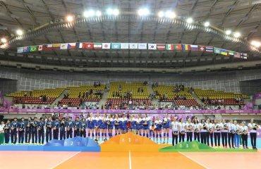 Женская сборная России стала победителем Универсиады-2017 женский волейбол, всемирная универсиада 2017 тайбей, финал, результаты, женская сборная украины, женская сборная россии