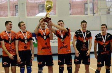 Кубок України: визначено стартові квартети мужской волейбол, кубок україни, перший етап, розклад
