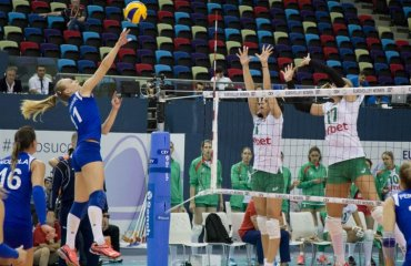"""Анна СТЕПАНЮК: """"У нас есть шансы победить Турцию. Будем сражаться"""" женский волейбол, чемпионат европы 2017, женская сборная украины, женская сборная болгарии, анна степанюк интервью"""