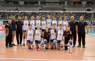 Женская сборная Украины сохранила 14 место в рейтинге ЕКВ женский волейбол, рейтинг екв, женская сборная украины, 14 место, женская сборная сербии, чемпионат европы