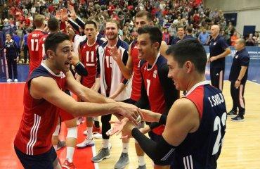 США, Доминикана и Канада завоевали путевки на ЧМ-2018 мужской волейбол, чемпионат мира 2018, сборная сша, отбор