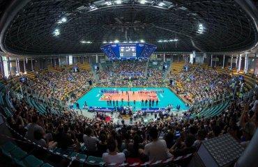 Матчи ЧМ-2018 пройдут в девяти городах мужской волейбол, чемпионат мира-2018, италия, болгария, города проведения матчей, участники