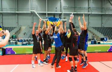 Стали відомі суперники збірної України у відборі на ЧЄ-2019 мужской волейбол, женский волейбол, чемпионат европи-2019, квалификация, соперники сборной украины, екв