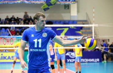 Блокирующий Николай Рудницкий продолжит карьеру в Израиле мужской волейбол, николай рудницкий, маккаби тель-авив, лига чемпионов, трансфер, нашиукраинцы