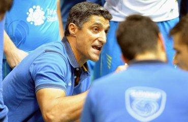 """Андреа ДЖАНИ """"Хорошо быть легендой, но жить надо настоящим"""" мужской волейбол, главный тренер сборная германии словении, андреа джани интервью, итальянский тренер"""