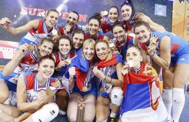 Интересные факты о чемпионате Европы-2017 женский волейбол, чемпионат европы-2017, азербайджан, грузия, интерсные факты
