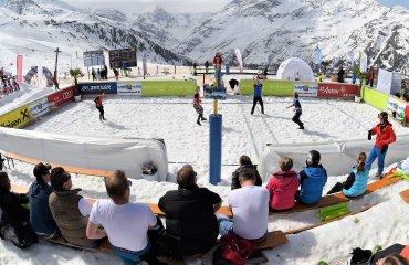 ЄКВ оголосила кваліфікаційні вимоги для І чемпіонату Європи з волейболу на снігу волейбол на снігу, перший чемпіонат європи, вимоги до участі, єкв, австрія