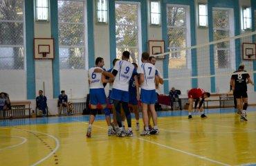 Результати 2-го туру чоловiчої Вищої ліги України мужской волейбол, высшая лига украины. результаты второго тура