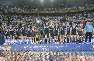Состоялась жеребьёвка группового этапа мужской Лиги Чемпионов 2017\18 мужской волейбол, лига чемпионов 2017\18, групповой этап, жеребьёвка, москва