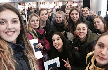 Жіноча збірна України U-17 перемогла Естонію у першому матчі чемпіонату EEVZA-2017 женский волейбол, євза, перемога над естонією, результати матчів