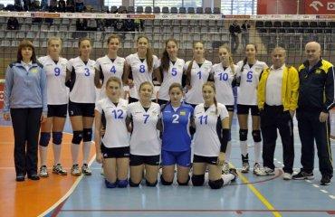 Збірна України U-17 перемагає Литву у матчі чемпіонату EEVZA-2017 женский волейбол, евза, сєвза, богуслав галицький, збірна україни ю17 перемога над литвою