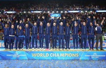 В Японии состоялась жеребьёвка женского чемпионата мира-2018 женский волейбол, чемпионат мира-2018, жеребьёвка, группа, соперники, япония