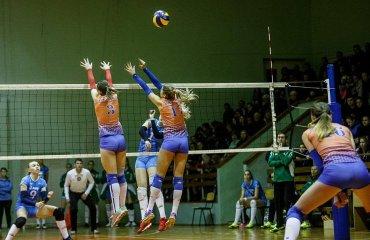 Суперліга (жінки). 6-й тур. Тур-інтрига женский волейбол, суперлига украины, шестой тур, женщины, анонс матчей