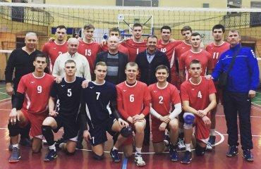Вища ліга (чоловіки). Результати 3-го туру мужской волейбол, вища ліга україни, результати третього туру