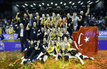 10 фактов о женской Лиге Чемпионов женский волейбол, лига чемпионов 2017\18, 10 фактов о женской лиге чемпионов, вакифбанк, турция, италия