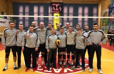 Вища ліга (чоловіки). 3-й тур. В лідерах - Суми та Луцьк мужской волейбол, вища ліга україни, лідери після третього туру олюртранс луцьк та суми-швсм