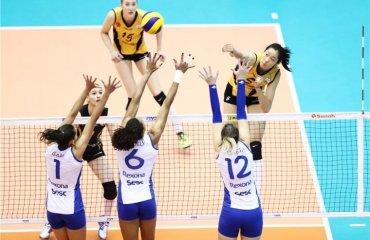 Китай проведёт два клубных чемпионата мира женский волейбол, клубный чемпионат мира, китай 2018, 2019 года