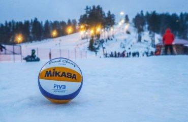 У Шостці пройде перший чемпіонат України по волейболу на снігу волейбол на снігу, шостка, перший чемпіонат україни 2018