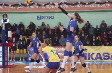 Збірна України U-19 перемогла Кіпр у другому матчі кваліфікаційного раунду ЧЄ-2018 женский волейбол, жіноча збірна україни ю19 перемогу над кіпром, відео статистка матчу
