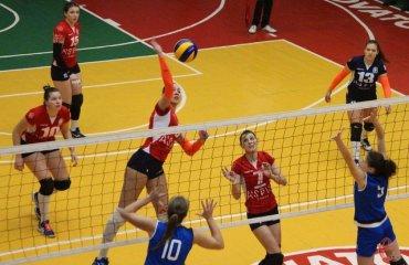 Вища ліга (жінки). 4-й тур - вирішальний? женский волейбол, жіночий волейбол, вища ліга україни, анонс матчів, 4-й тур, розклад, турнірна таблиця