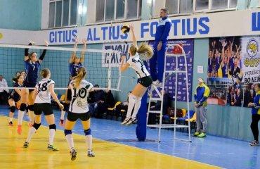 Результати матчів 11-го туру жiночої Суперлiги України женский волейбол, жіночий волейбол, 11 тур, розклад результати трансляції відео матчів, суперліга україни, чемпіонат україни