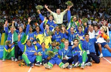 Победители Олимпийских игр 1964-2016 (ВИДЕО) олимпийские игры, олимпиада, видео, волейбольный турнир, победители 1964-2016 года
