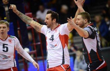 Спиридонов напал на Константинова, а Андерсон улетел в США. Итоги 24-го тура суперлиги России мужской волейбол, суперлига россии, 24 тур, результаты тура, общор матчей