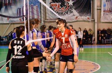 Вища ліга (жінки). 5-й тур. Визначилася четвірка фіналістів женский волейбол, жіночий волейбол, вища ліга україни 2017\18, результати регулярки, 5-ий тур