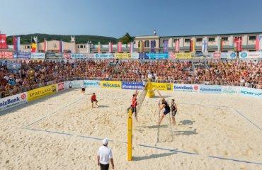 Европейские турниры по пляжному волейболу войдут в состав Мирового тура FIVB пляжный волейбол, мировой тур, сателлит, мастерс, екв, фивб, чемпионат европы по плсжному волейбол у -2018, ари граса, александар боричич
