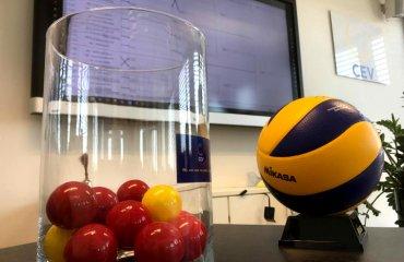 Cостоялась жеребьёвка плей-офф женской Лиги чемпионов 2017\18 женский волейбол, лига чемпионов 2017\18. плей-офф шести, финал четырёх, жеребьёвка